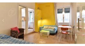 罗马 Circonvallazione Nomentana区域 公寓 monolocale单居室 30m<sup>2</sup>